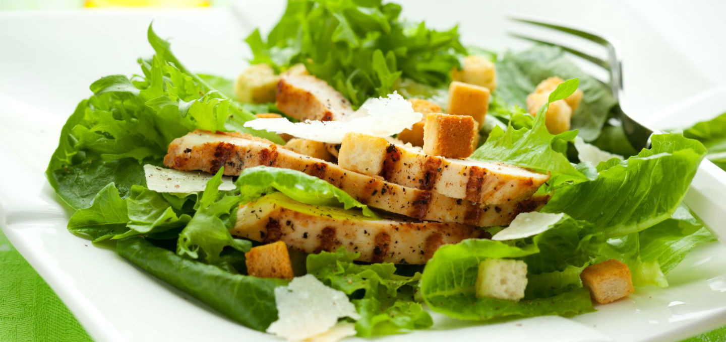 Our Caesar Salad...